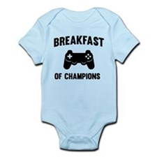 Breakfast of champions Body Suit