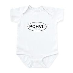 PCHVL Infant Bodysuit