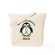 Brain Cancer Awareness Month Tote Bag