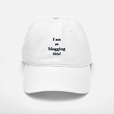 Blogging This Baseball Baseball Cap