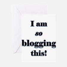 Blogging This Greeting Cards (Pk of 10)