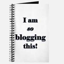 Blogging This Journal