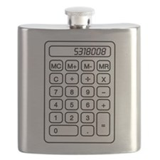 Calculator boobies Flask