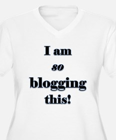 Blogging This T-Shirt