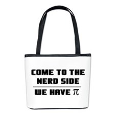 Come to the nerd side Bucket Bag