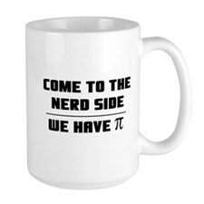Come to the nerd side Mugs