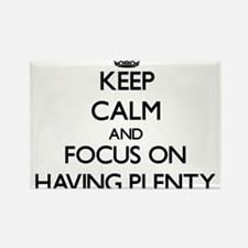 Keep Calm and focus on Having Plenty Magnets