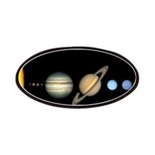 Scale Solar System Planets Patches