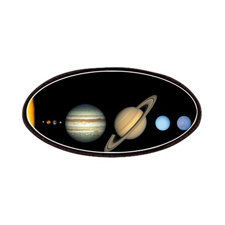 solar system scale in inches - photo #31