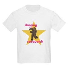Dancing with Sasquatch T-Shirt