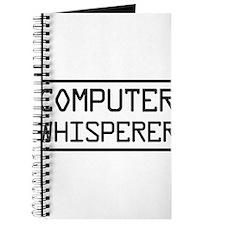 Computer whisperer Journal