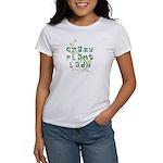 Crazy Plant Lady Women's T-Shirt