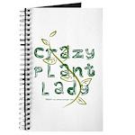 Crazy Plant Lady Journal