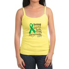 Ovarian Cancer Courage Tank Top