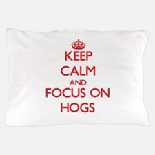 Cute Hogs Pillow Case