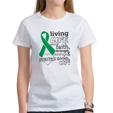 Liver Cancer Courage T-Shirt