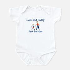 Liam & Daddy - Best Buddies Infant Bodysuit