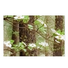 Cute Trees Postcards (Package of 8)