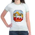 Snow Lion + Dharma Women's Ringer