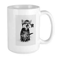 KITTEN ROAR Mugs