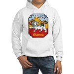 Snow Lion + Dharma Hooded Sweatshirt
