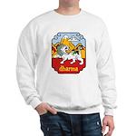 Snow Lion + Dharma Sweatshirt
