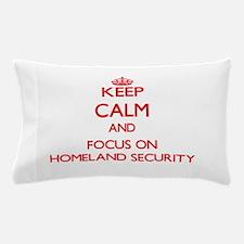 Unique Security Pillow Case