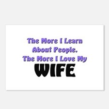 more I learn about people, more I love my WIFE Pos