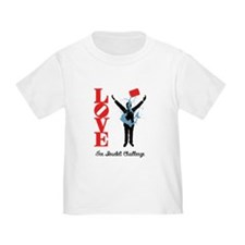LOVE ICE BUCKET CHALLENGE T-Shirt