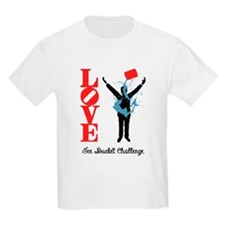 LOVE ICE BUCKET CHALLENGE T-Shirt