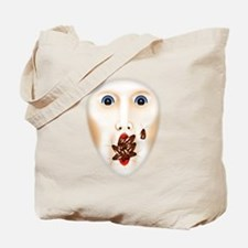 Funny Scary halloween Tote Bag
