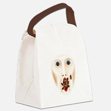 Unique House haunted Canvas Lunch Bag
