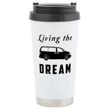 Living the DREAM Travel Mug