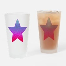 Glitter Star Dust 12 Drinking Glass