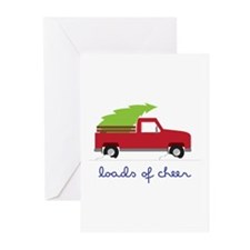 Loads of Cheer Greeting Cards