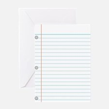 Notebook Greeting Cards