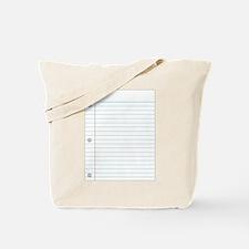 Notebook Tote Bag