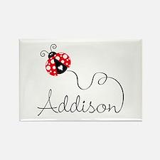 Ladybug Addison Magnets