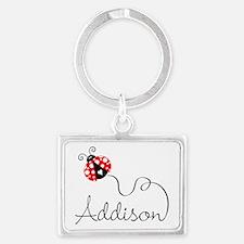 Ladybug Addison Keychains