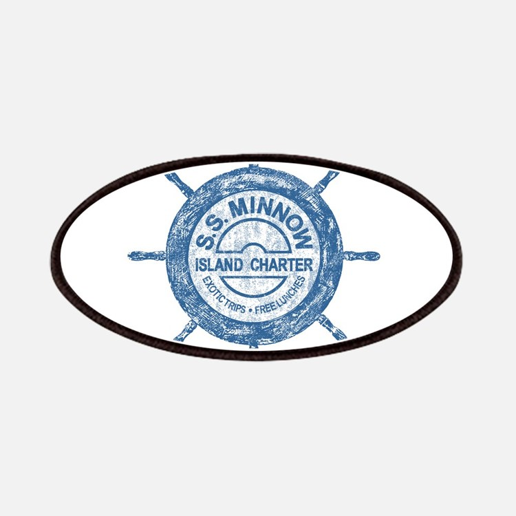 S.S. MINNOW ISLAND TOURS Patches