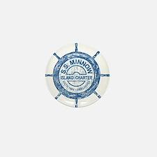 S.S. MINNOW ISLAND TOURS Mini Button