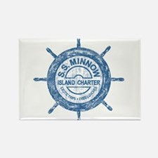 S.S. MINNOW ISLAND TOURS Magnets