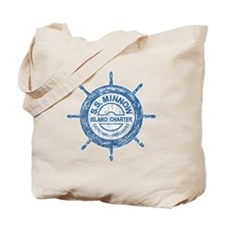 S.S. MINNOW ISLAND TOURS Tote Bag