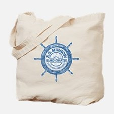 S.S. MINNOW ISLAND TOURS Tote Bag