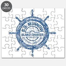 S.S. MINNOW ISLAND TOURS Puzzle