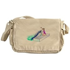 Dolphin Trainer Messenger Bag