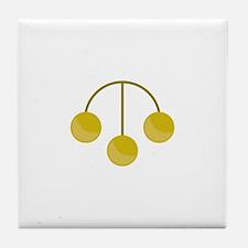 Pawnshop Gold Jewelry Tile Coaster