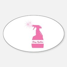 Stay Spotless Decal