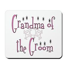 Grandma of the Groom Mousepad