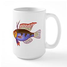 Blue Cichlid Mugs
